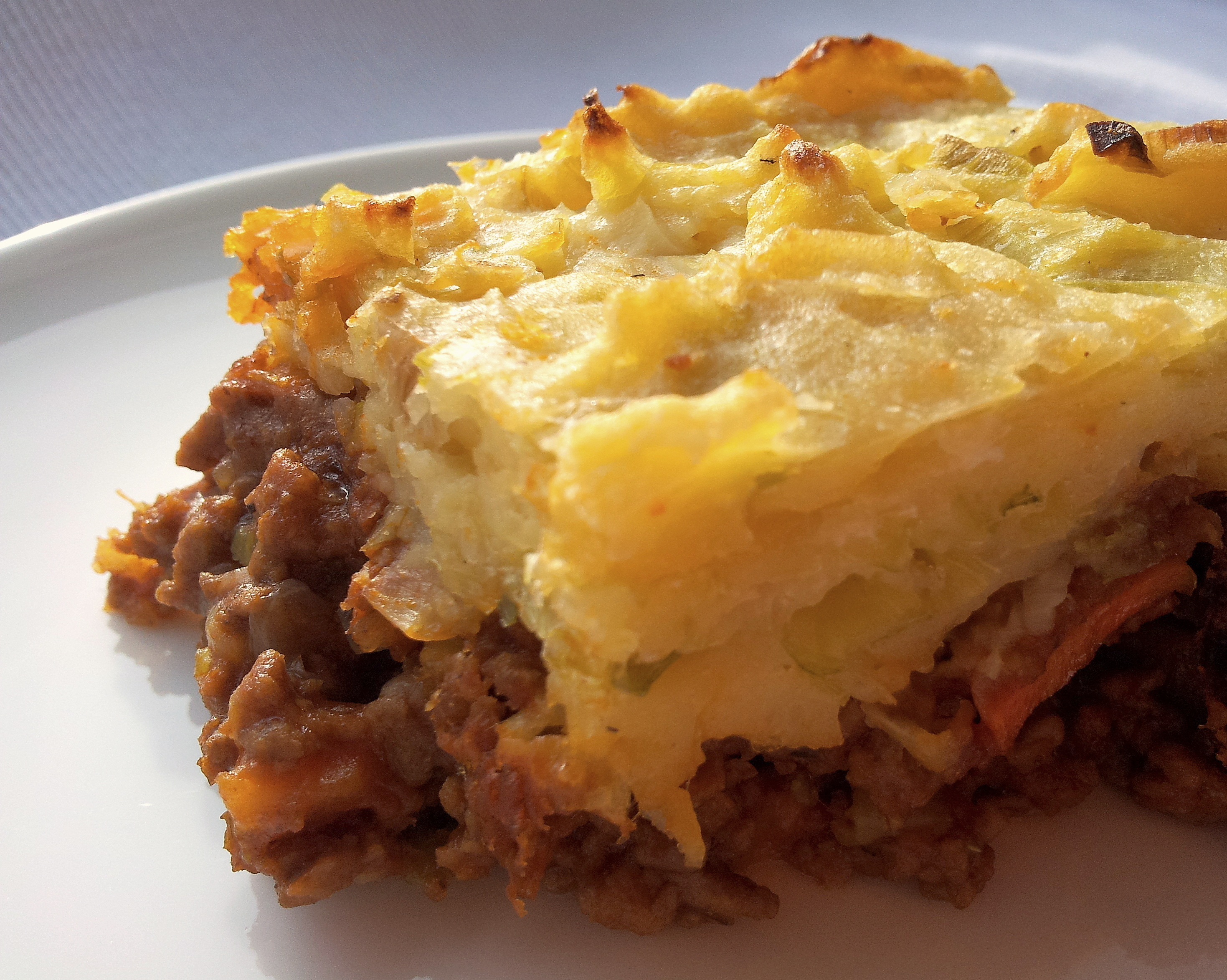 Cottage pie | Caramelised Blog
