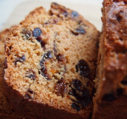 tea fruit cake